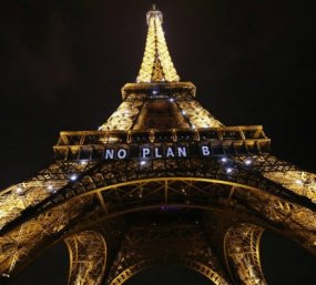 no plan B COP21